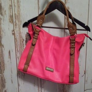Jessica Simpson Large Red Bag